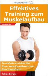 1 Effektives Training zum Muskelaufbau