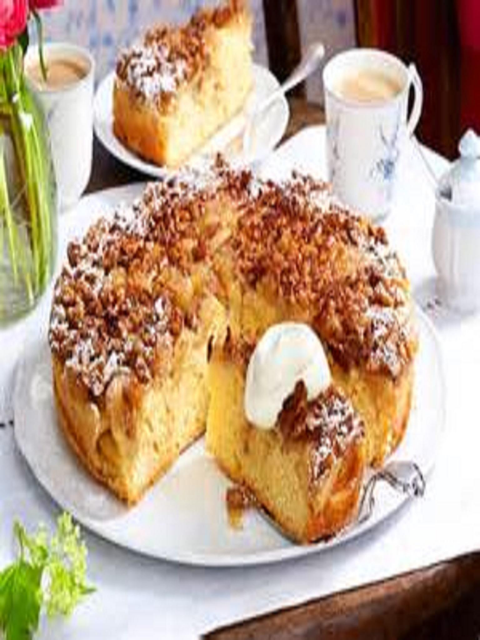 Adrian Wes – 25 köstliche Kuchenrezpte