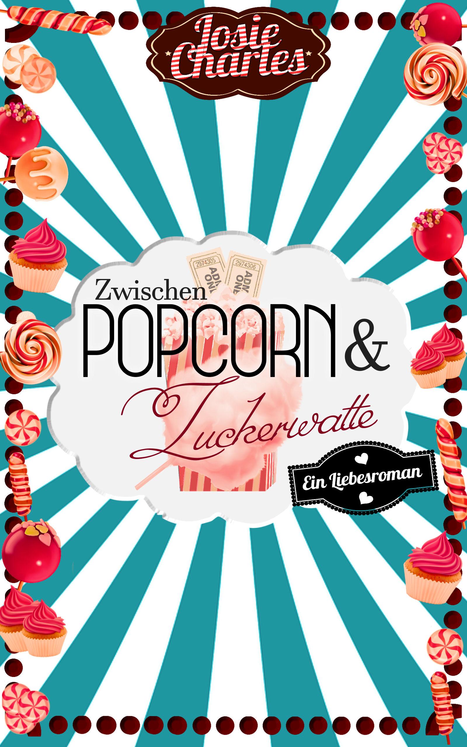 Josie Charles – Zwischen Popcorn und Zuckerwatte
