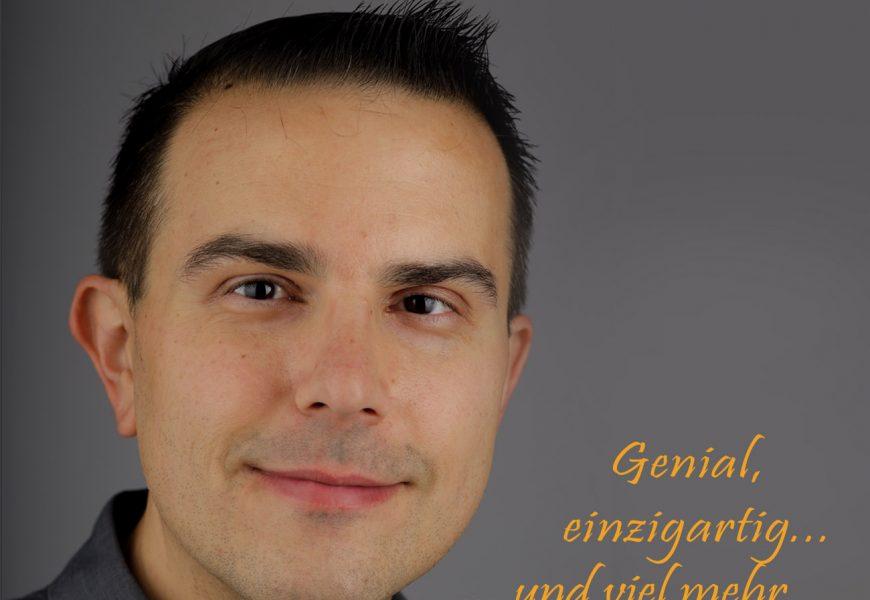 Dejan Sekulic – Auch DU bist ein Master! Genial, einzigartig … … und viel mehr als Status quo!