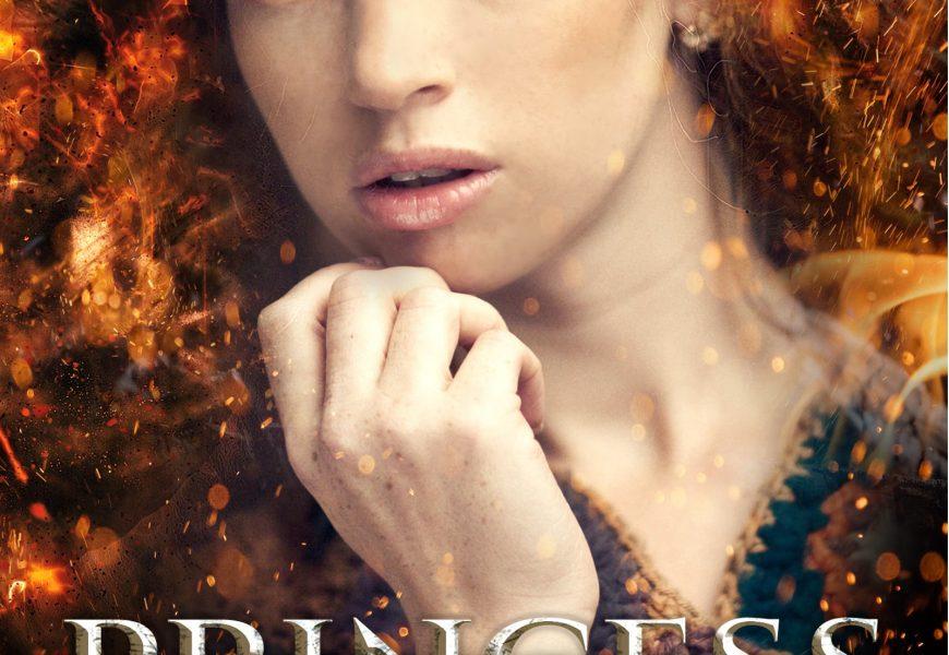 """Ladina S. Decurtins – """"Princess of Flames – Die Königstochter von Elionor"""""""